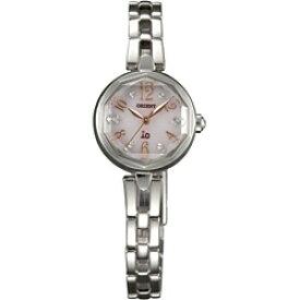 オリエント時計 ORIENT [ソーラー時計]イオ(iO) 「スイートジュエリーII ソーラー」 WI0171WD