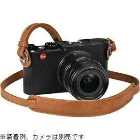 ライカ Leica X/M用 キャリングストラップ(コニャック) 18777