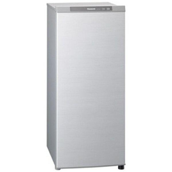 【標準設置費込み】 パナソニック NR-FZ120B-S 1ドア冷凍庫 (121L) NR-FZ120B-S シャイニングシルバー[NRFZ120B] panasonic