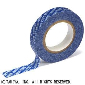 タミヤ TAMIYA 【ミニ四駆】マルチテープ(10mm幅 ブルー)