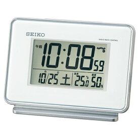 セイコー SEIKO 電波目覚まし時計 SQ767W