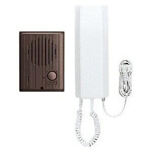 アイホン Aiphone ワンタッチドアホン (AC電源コード式) IES-1A/A[IES1AA]《配送のみ》[IES1AA]