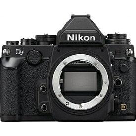 ニコン Nikon Df デジタル一眼レフカメラ ブラック [ボディ単体][DFBK]