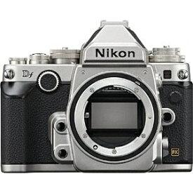 ニコン Nikon Df デジタル一眼レフカメラ シルバー [ボディ単体][DFSL]