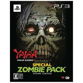 コーエーテクモゲームス KOEI YAIBA: NINJA GAIDEN Z スペシャル ゾンビパック【PS3ゲームソフト】