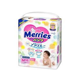 花王 Kao Merries(メリーズ) パンツ さらさらエアスルー Mサイズ(6kg-11kg) 58枚 〔おむつ〕