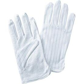 サンワサプライ SANWA SUPPLY 静電気防止手袋(滑り止め付き・Mサイズ) TK-SE12M[TKSE12M]【rb_pcp】
