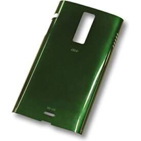 au エーユー 【au純正】電池フタ (グリーン) KYY21TGA [URBANO L01対応]