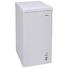 アビテラックス Abitelax 《基本設置料金セット》ACF-603C 冷凍庫 ホワイト [1ドア /上開き /60L][ACF603C]