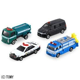 タカラトミー TAKARA TOMY トミカ 警察車両セット
