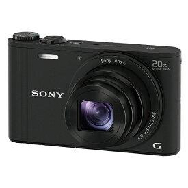 ソニー SONY DSC-WX350 コンパクトデジタルカメラ Cyber-shot(サイバーショット) ブラック[DSCWX350BC]