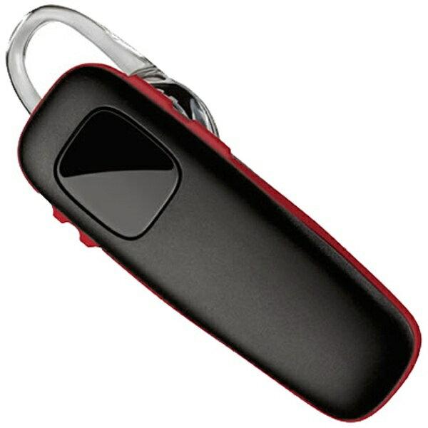 プラントロニクス PLANTRONICS スマートフォン対応[Bluetooth3.0] 片耳ヘッドセット USB充電ケーブル付 (ブラック/レッド) M70 M70-BR[M70BR]