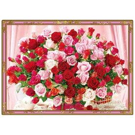 ビバリー BEVERLY CJP-011 クリスタルパズル ジグソーパズルタイプ 100本のバラ