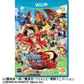 バンダイナムコエンターテインメント BANDAI NAMCO Entertainment ワンピース アンリミテッドワールド R【Wii U】