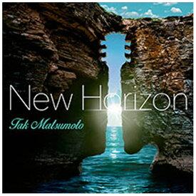 ビーイング Being Tak Matsumoto/New Horizon 【CD】