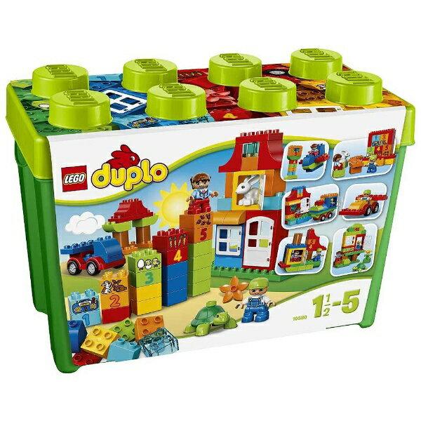 レゴジャパン LEGO(レゴ) 10580 デュプロ みどりのコンテナスーパーデラックス