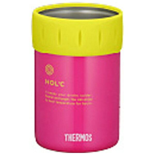 サーモス 保冷缶ホルダー(350ml缶用) JCB-351-P ピンク[JCB351]