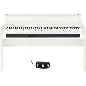 コルグ KORG 電子ピアノ LP-180 ホワイト [88鍵盤][LP180WH]