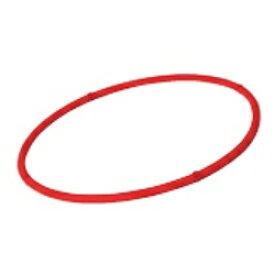 ファイテン PHITEN RAKUWA磁気チタンネックレスS(レッド/45cm)0214TG605152