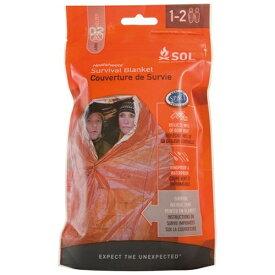 スター商事 STAR CORP サバイバル・防災 グッズ ブランケット エスオーエル(SOL) Heatsheets Survival Blanket サバイバルブランケット 2人用(152×244cm) 12134-0[12134]