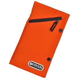 アウトドアプロダクツ OUTDOOR PRODUCTS パスポートケース OD021 オレンジ[OD021OR]
