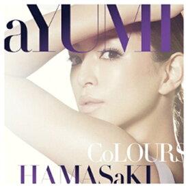 エイベックス・エンタテインメント Avex Entertainment 浜崎あゆみ/Colours(DVD付) 【CD】