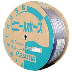 三洋化成 SANYOKASEI 透明ホース4×6 100mドラム巻[TM46D100T]