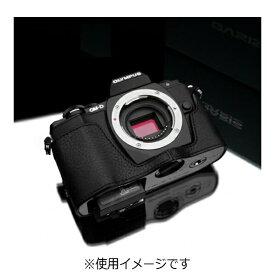 Kカンパニー 本革カメラケース 【オリンパス OM-D E-M10用】(ブラック) XS-CHEM10BK[XSCHEM10BK]