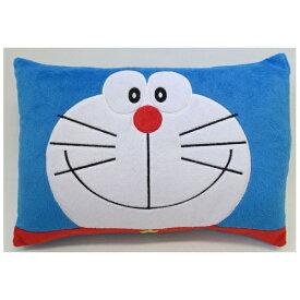 モリシタ ダイカット枕 ドラエモン Mサイズ(幅63×奥行43cm/ブルー)