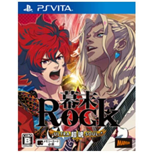 マーベラス 幕末Rock 超魂(ウルトラソウル) 通常版【PS Vitaゲームソフト】