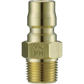 長堀工業 NAC クイックカップリング TL型 真鍮製 メネジ取付用 CTL02PM2