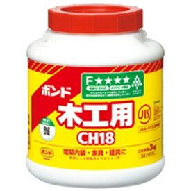 コニシ ボンド 木工用 CH18 3kg(ポリ缶) #40140 CH183