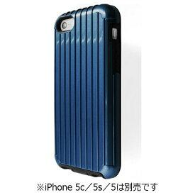 坂本ラヂヲ iPhone 5c/5s/5用 Hybrid Case (ネイビー) [PRECISION] SL333NV[PRECISIONSL333NV]
