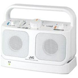 JVC ジェイブイシー SP-A850 テレビ用スピーカー みみ楽 ホワイト [防水][SPA850W]