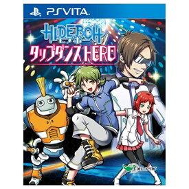 ドラス DORASU HIDEBOH タップダンスHERO【PS Vitaゲームソフト】