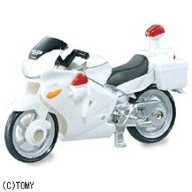 タカラトミー TAKARA TOMY トミカ No.004 Honda VFR800 白バイ(サック箱)