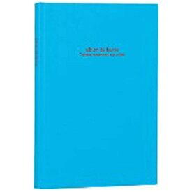 ナカバヤシ Nakabayashi 100年台紙アルバム/ドゥファビネ(B5サイズ/ブック式フリーアルバム/ブルー)アH-B5B-141-B[アHB5B141B]