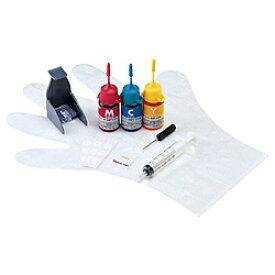 サンワサプライ SANWA SUPPLY INK-HP135 詰め替えインク 3色セット[INKHP135]【wtcomo】