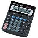 シチズンシステムズ セミデスクサイズ電卓 (10桁) DM1025Q
