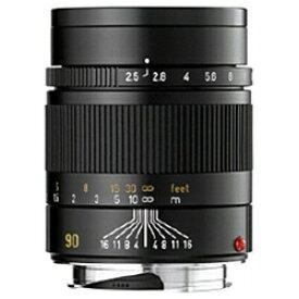 ライカ カメラレンズ M F2.5/90mm SUMMARIT(ズマリット) ブラック [ライカM /単焦点レンズ]