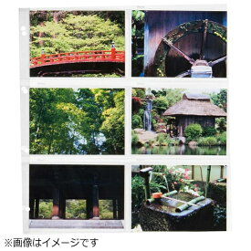 ハクバ HAKUBA レポートアルバムDX (L判用) 替台紙 520095