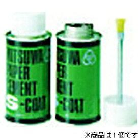 ミツワ 三和商事 ペーパーセメント S-COAT・片面塗り(丸缶 250cc)[PAPERCEMENTSCOAT]