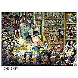テンヨー 【500ピース/光】ミッキーのおもちゃ工房