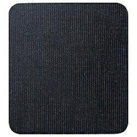 サンワサプライ SANWA SUPPLY MPD-SE1BK マウスパッド ブラック[MPDSE1BK]