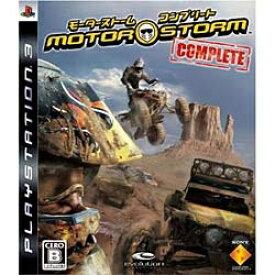ソニーインタラクティブエンタテインメント Sony Interactive Entertainmen MotorStorm Complete〜モーターストーム・コンプリート〜 【PS3ゲームソフト】