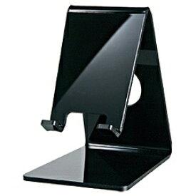 サンワサプライ SANWA SUPPLY スマートフォン対応 デスクトップスタンド (ブラック) PDA-STN2BK[PDASTN2BK]