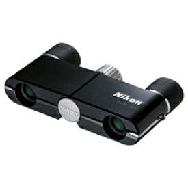 ニコン Nikon 4倍双眼鏡 「遊」4×10D CF(エボニーブラック)[ユウ410DCFBK]