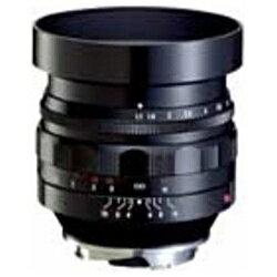 フォクトレンダー カメラレンズ NOKTON 50mm F1.1[NOKTON50MMF11] 【メーカー直送・代金引換不可・時間指定・返品不可】