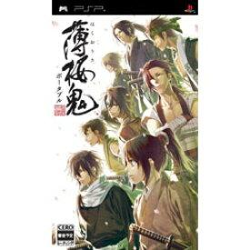アイディアファクトリー IDEA FACTORY 薄桜鬼 ポータブル(通常版)【PSP】
