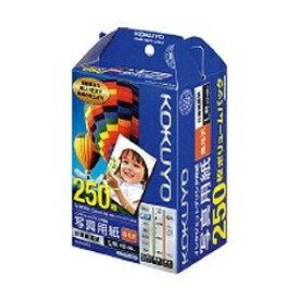 """コクヨ KOKUYO IJP用写真用紙"""" 印画紙原紙 高光沢 (L判・250枚) 白色度98%程度 KJ-D12L-250[KJD12L250]【wtcomo】"""